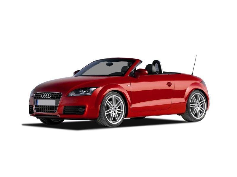 Inchiriere Masina Decapotabila Audi TT Cabrio