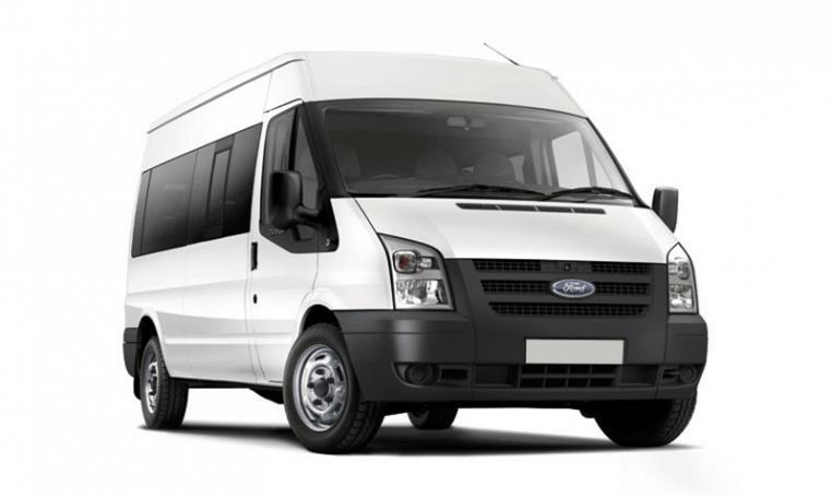 inchirieri microbuz ford transit 9 locuri